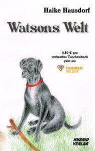 Watsons Welt Roman book cover